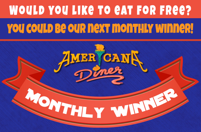 americana diner nj loyalty program